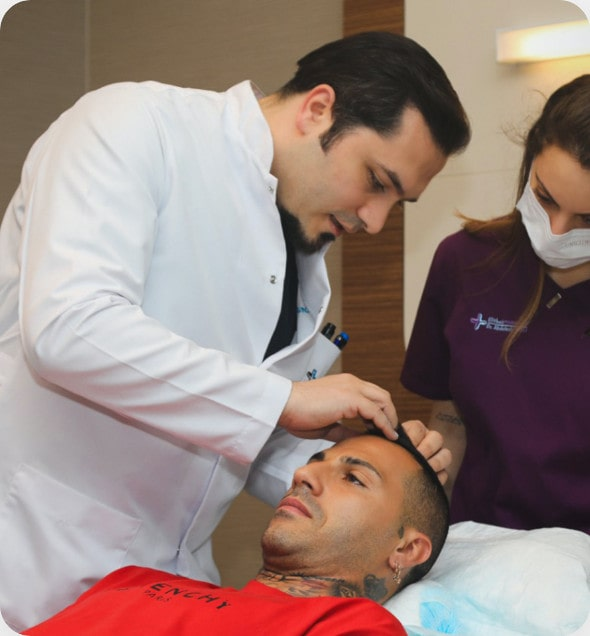 Many patients such as the international football star Ricardo Quaresma have already benefited from Dr. Balwi's expertise in hair transplant surgery