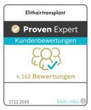 Provenexpert Logo für die Top Dienstleister 2019