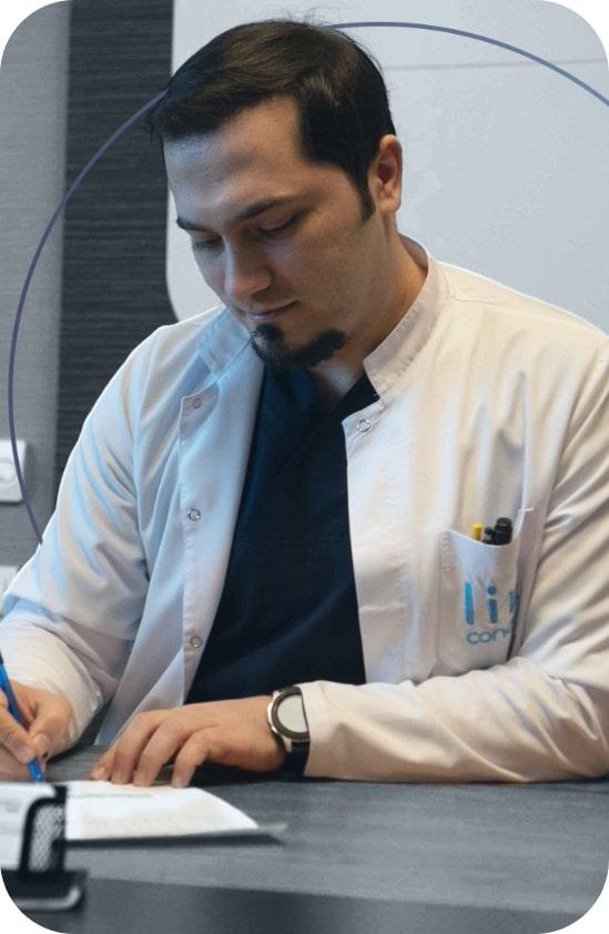 Haartransplantation Spezialist Dr. Balwi