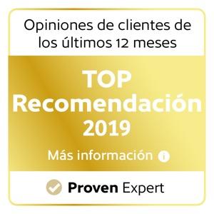 Recomendaciones destacadas - Provenexpert