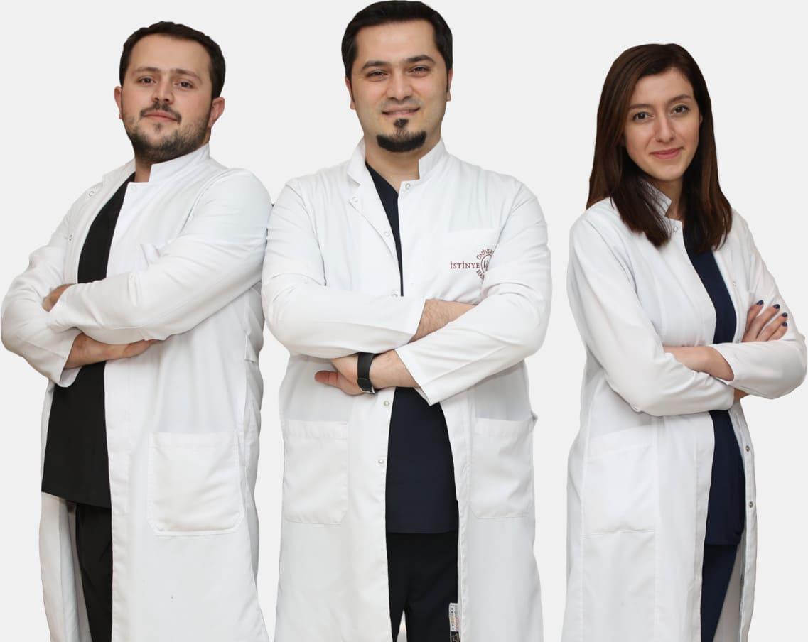Die leitenden Ärzte von Elithairtransplant