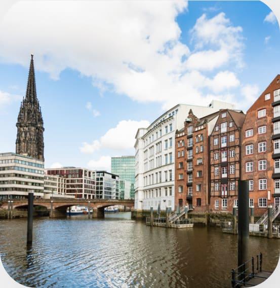Elithairtransplant Anlaufstelle in der Hafenstadt Hamburg
