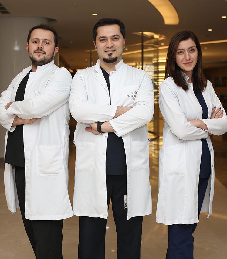 la squadra medica di Elithairtransplant