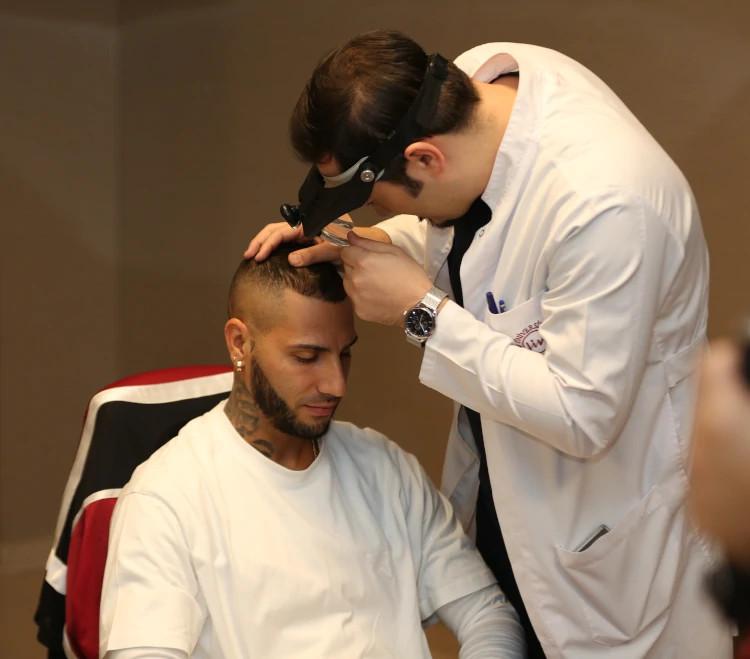 Haarpigmentierung Spezialist von Elithairtransplant
