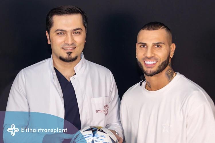 Haarpigmentierung bei Elithairtransplant
