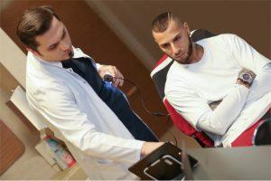 implants capillaires avec le Dr. Balwi