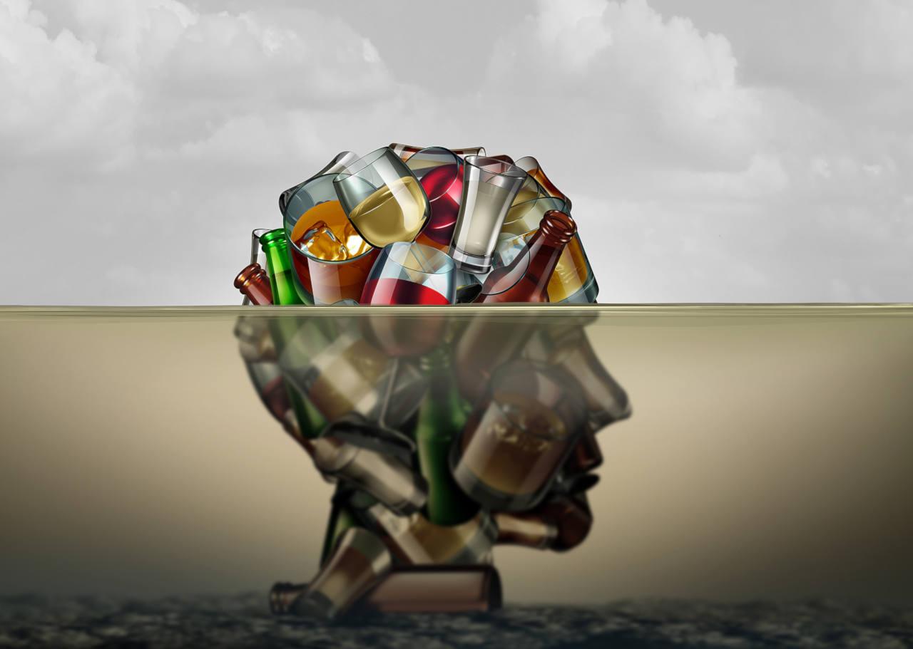 la consommation excessive d'alcool a un effet néfaste sur votre santé et celle de vos cheveux