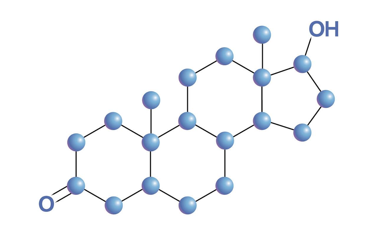 l'exces de déhydrotestostérone est connue pour provoquer la tonsure