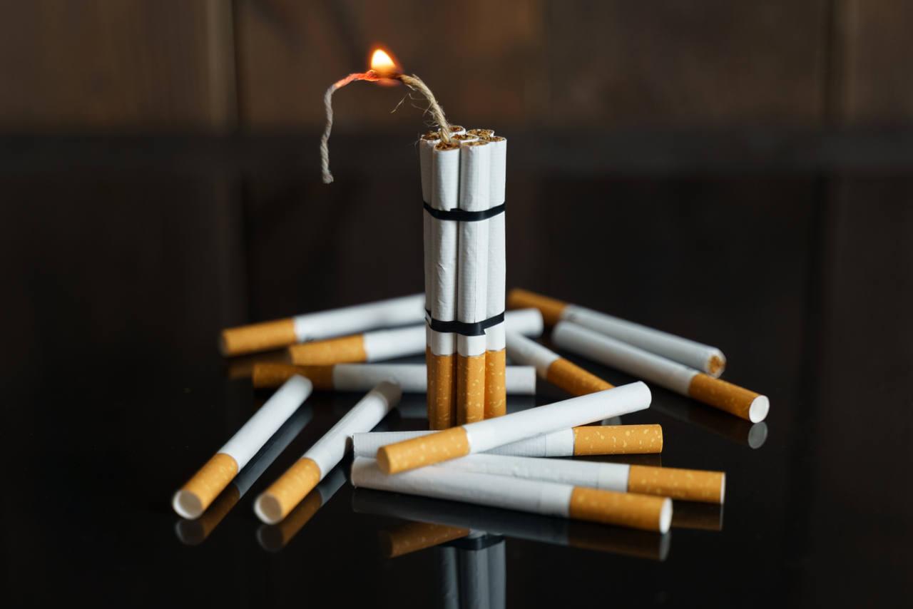 peut on fumer après une greffe de cheveux