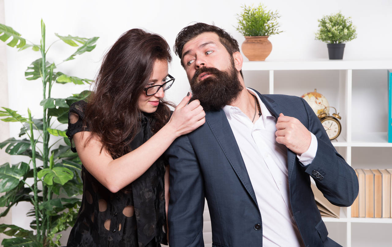 apprenez à identifier une pelade de barbe avant qu'il ne soit trop tard