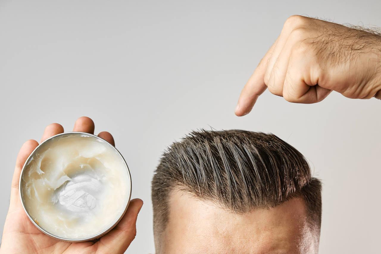 peut on utiliser du gel après une greffe de cheveux