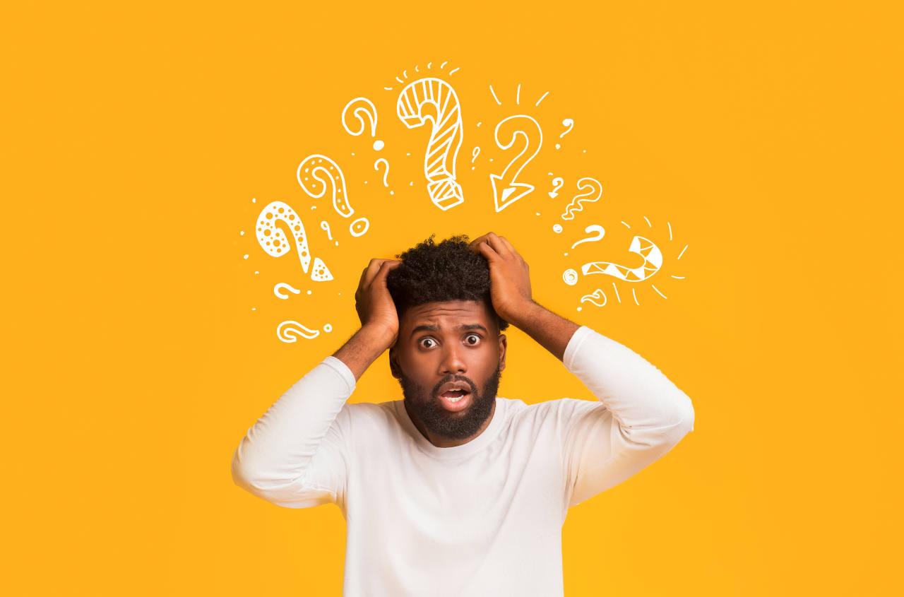 sous l'effet du stress certains s'arrachent inconsciemment les cheveux