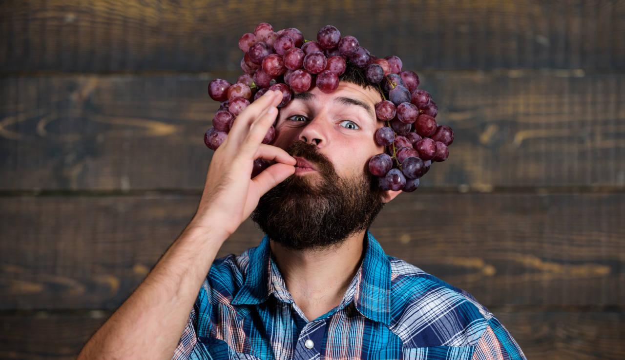 L'huile de pépins de raisin peut être appliqué en masque sur les cheveux