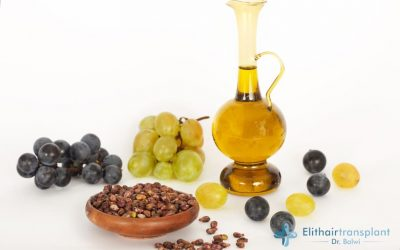 L'huile de pépins de raisin est-elle efficace contre une pelade ?