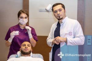 L'expertise du Dr. Balwi et d'Elithairtransplant au service de nos patients