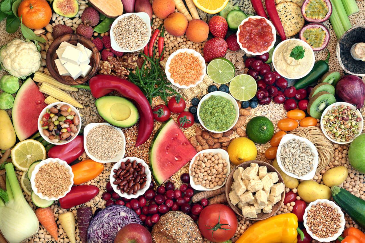 privilégier des aliments riches en fibres permet de diminuer les poussés de psoriasis