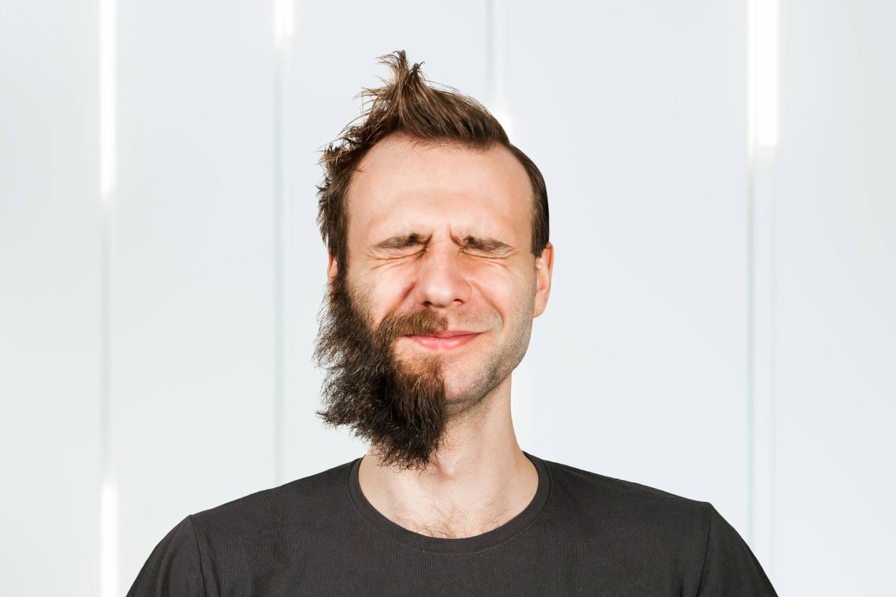 Avec Elithair, l'avant et l'après de votre greffe de barbe sont assurés