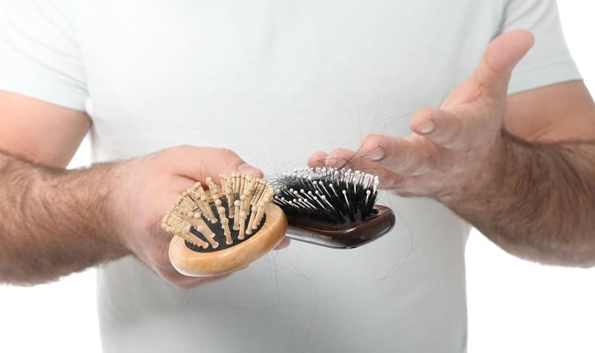 Lebensmittel und Getränke die Haarausfall verursachen