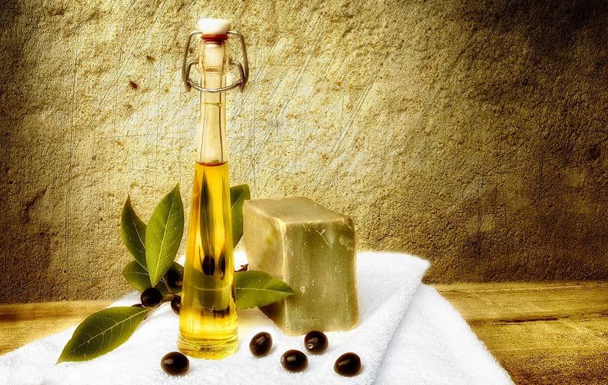 Olivenöl gegen Haarausfall
