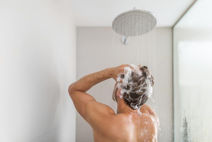 Haarausfall beim waschen