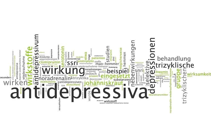 Haarausfall durch Antidepressiva