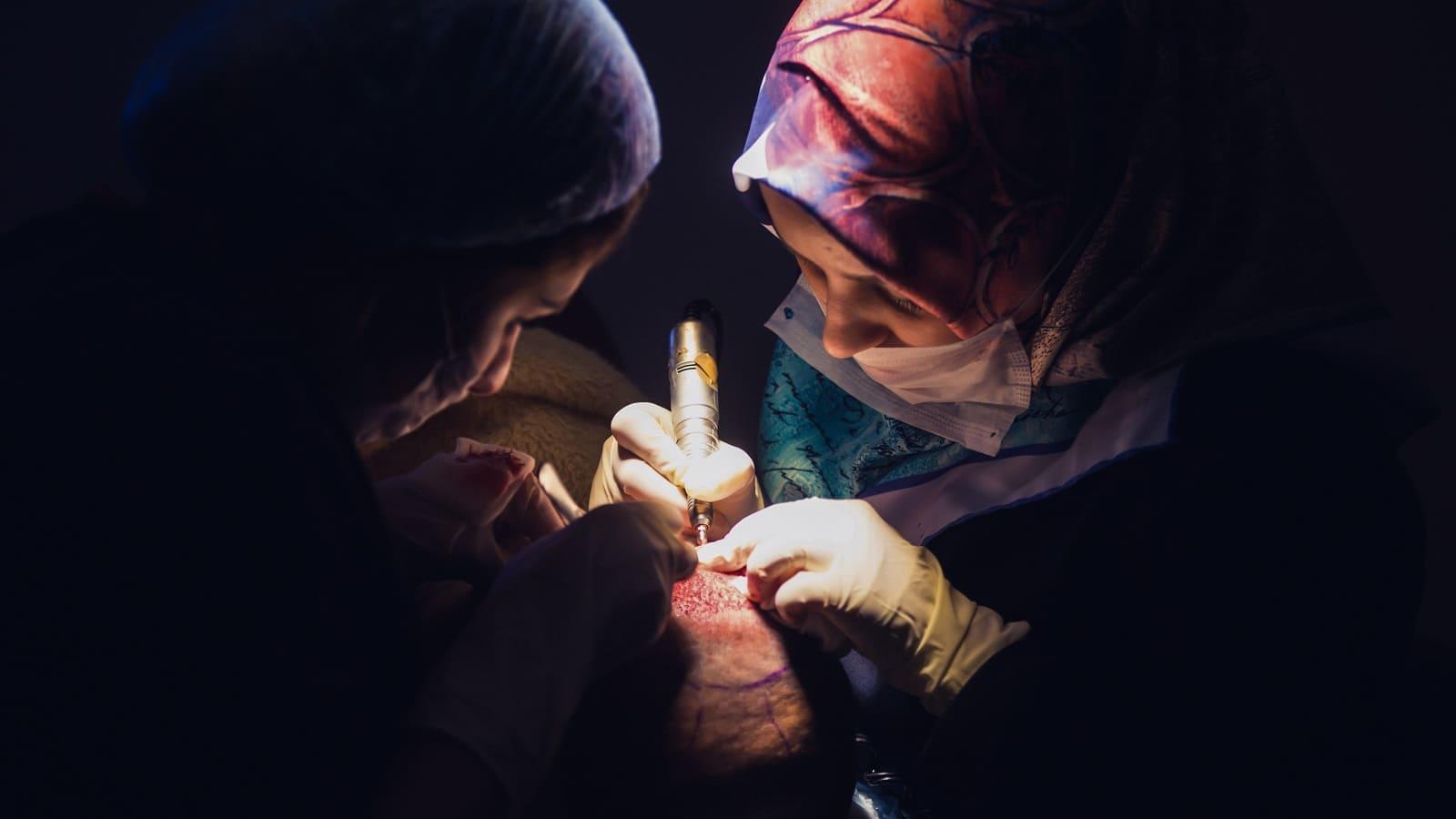 Haartransplantation negative Erfahrung