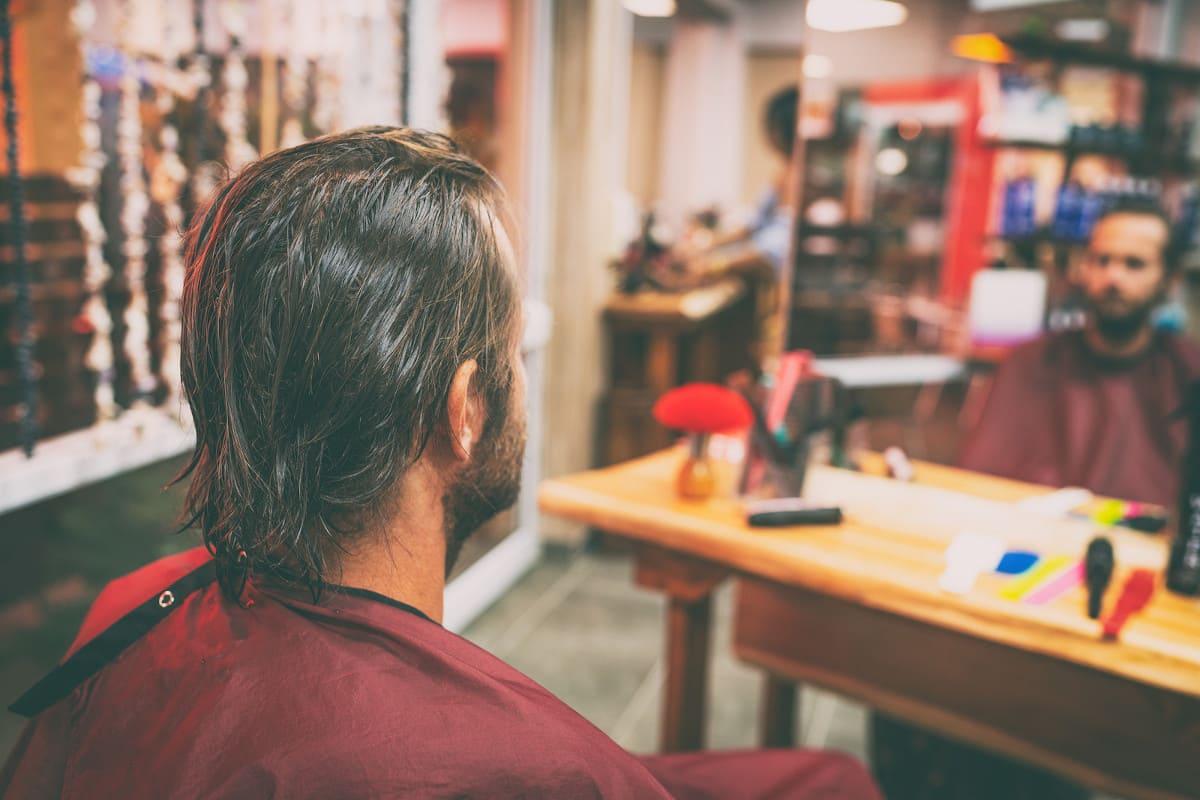 Haarausfall durch Haare tönen