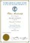 Membre de l'IASCT (International Association for Stem Cell Transplantation) USA