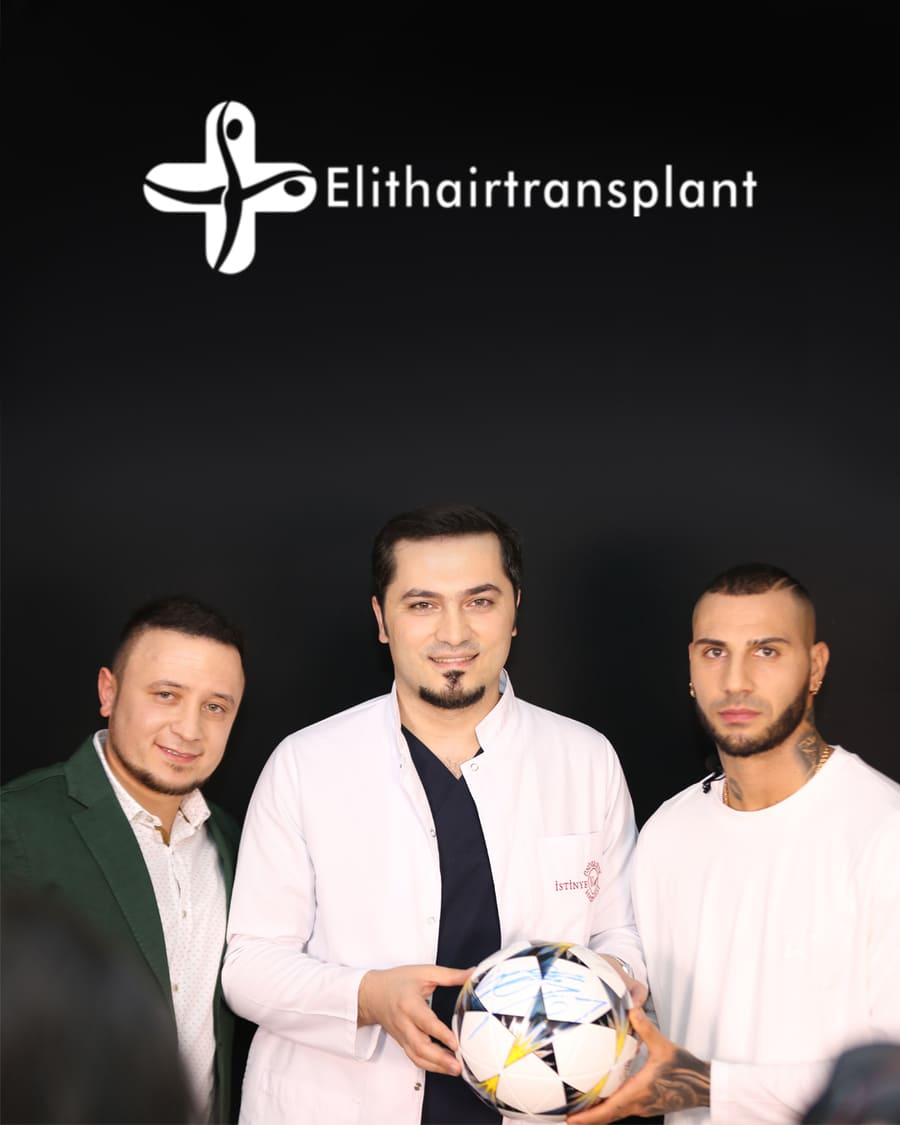 Was hilft bei Haarausfall? Ricardo Quaresma bei Elithairtransplant