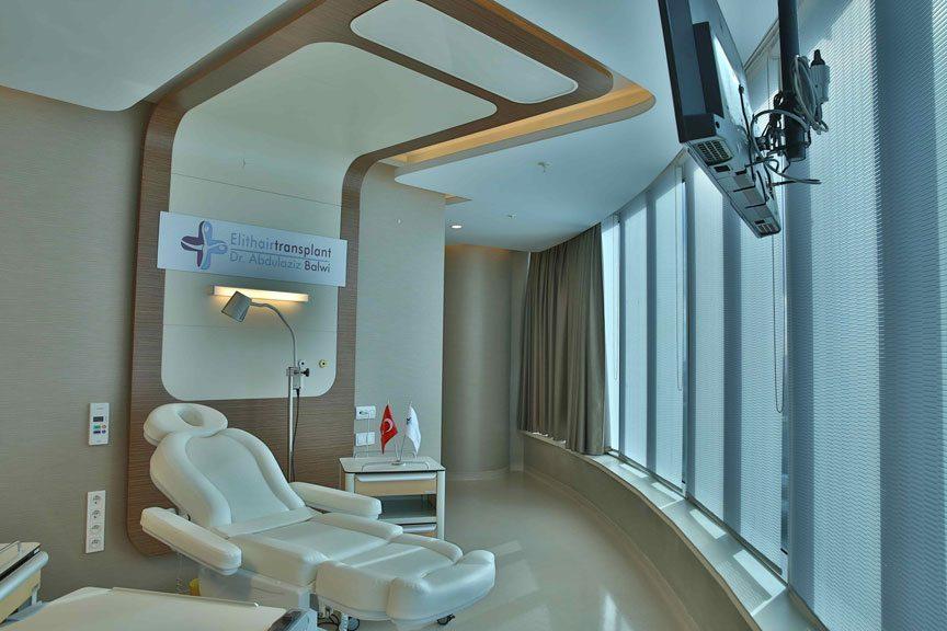 Clinica de transplante e pigmentação