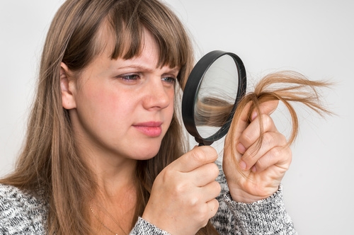 Hormone - Haarausfall während der Menopause