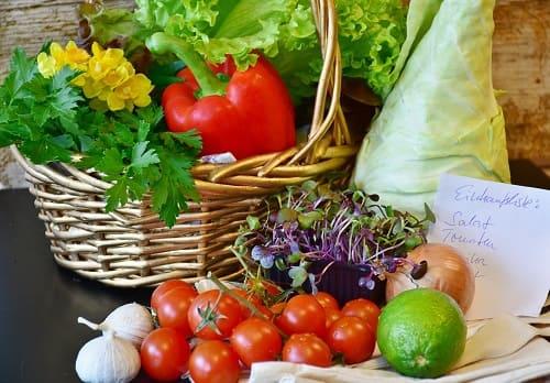 Ernährung bei Haarausfall - Wie soll Speiseplan aussehen