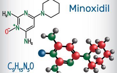Minoxidil gegen Haarausfall