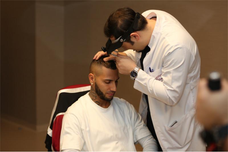 Haarpigmentierung Quaresma