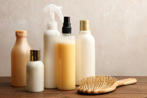 Elektrisierte Haare - Haarpflegeprodukte Haarbruste