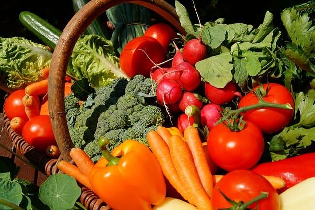 Tipps gegen Haarausfall - Obst- und Gemüsesorten