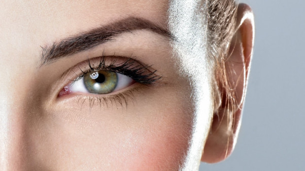 Haarausfall Behandlung für Augenbrauen