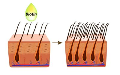 Hilft Biotin gegen Haarausfall?