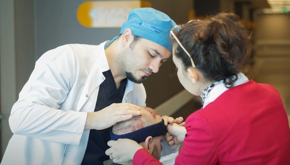 Die Haartransplantation und ihre Möglichkeiten