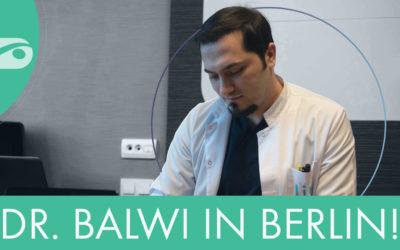 Friends Hair Day – Dr. Balwi in Berlin [Persönliche Haaranalyse möglich]