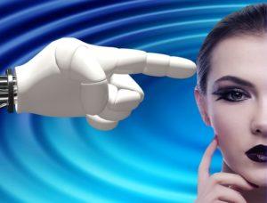 Haartransplantation mit einem Roboter oder ohne