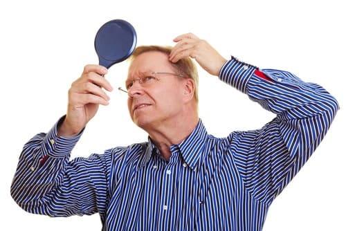 Wie äußert sich mechanisch bedingter Haarverlust
