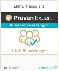 Erfahrungen & Bewertungen zu Elithairtransplant