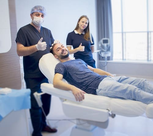 Haartarnsplantation in Düsseldorf