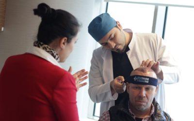 Wie wichtig ist bei der Haartransplantation die Nachsorge?