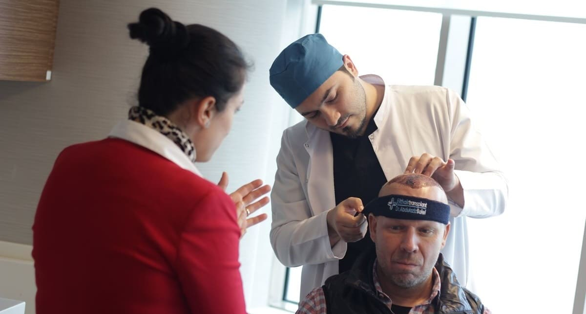 Haartransplantation Nachsorge