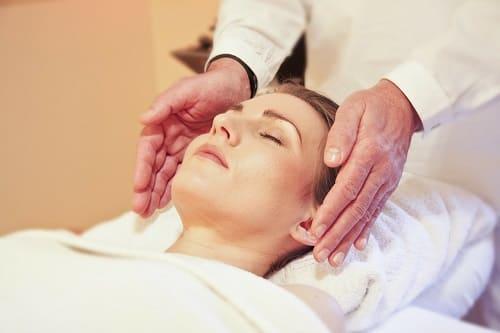 Entspannung und Wellness Haare wachsen schneller