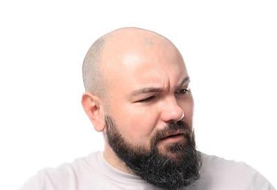 Kopf Rasieren