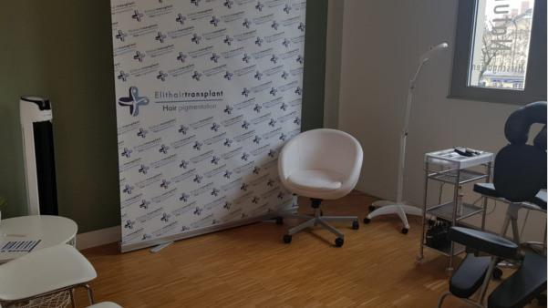 Haarausfall Behandlung Klinik
