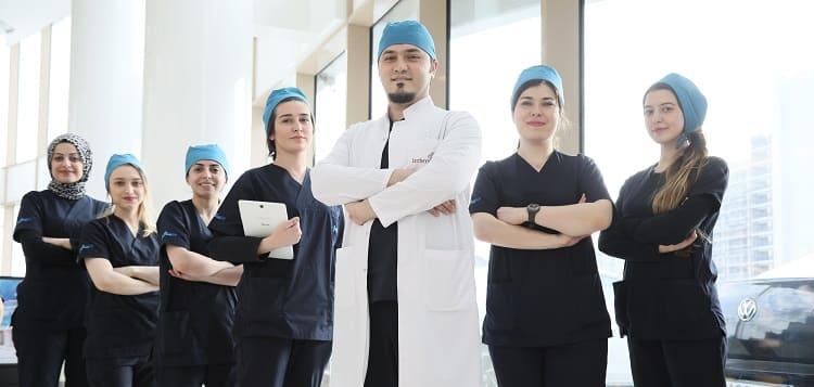 Team von Elithairtransplant